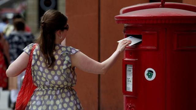 Lagere winst voor Royal Mail