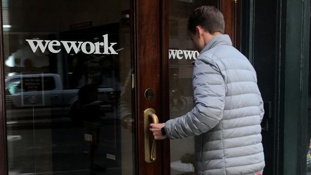 'Japanse techgigant SoftBank pompt 5 miljard in WeWork'