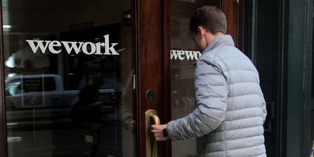 'WeWork op zoek naar nieuw kapitaal na mislukte beursgang'