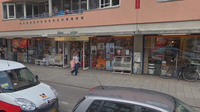 Politie zoekt getuigen overval in Eerste Oosterparkstraat