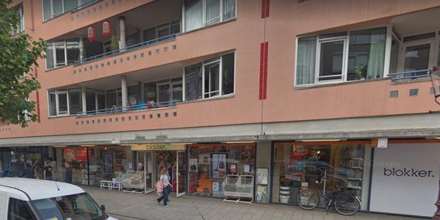 Gewapende overval op Blokker-filiaal Eerste Oosterparkstraat