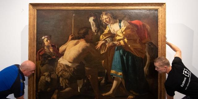 Schilderij van Utrechtse schilder terug in Centraal Museum