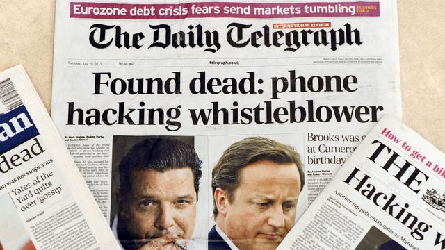 Britse krant The Daily Telegraph beboet om stemadvies