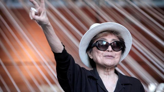 Yoko Ono brengt in oktober weer nieuw album uit