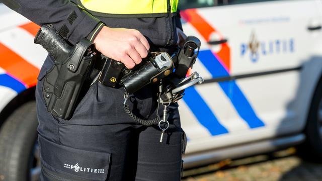 Politie houdt man aan in gestolen auto