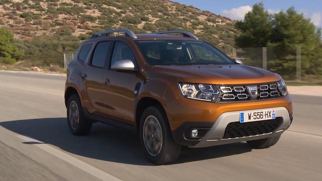Eerste rijtest: Volksheld Dacia Duster vernieuwd