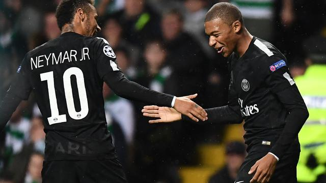 Samenvatting Celtic-Paris Saint-Germain (0-5)