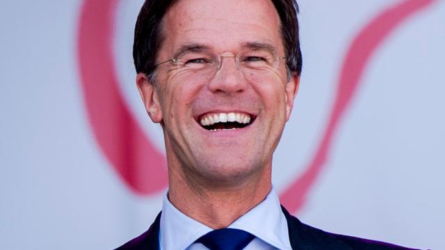 Mark Rutte opnieuw lijsttrekker van de VVD