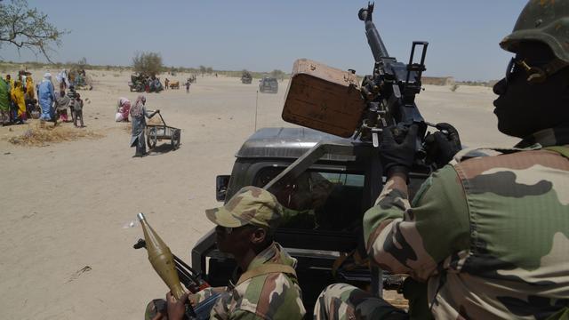 'Honderden gevangenen Boko Haram uit strafkampen ontsnapt'