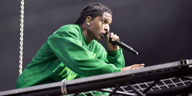 A$AP Rocky gaat in op geruchten over rol in seksvideo op Pornhub