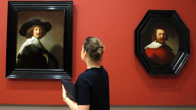 China krijgt werken van Hollandse meesters te leen