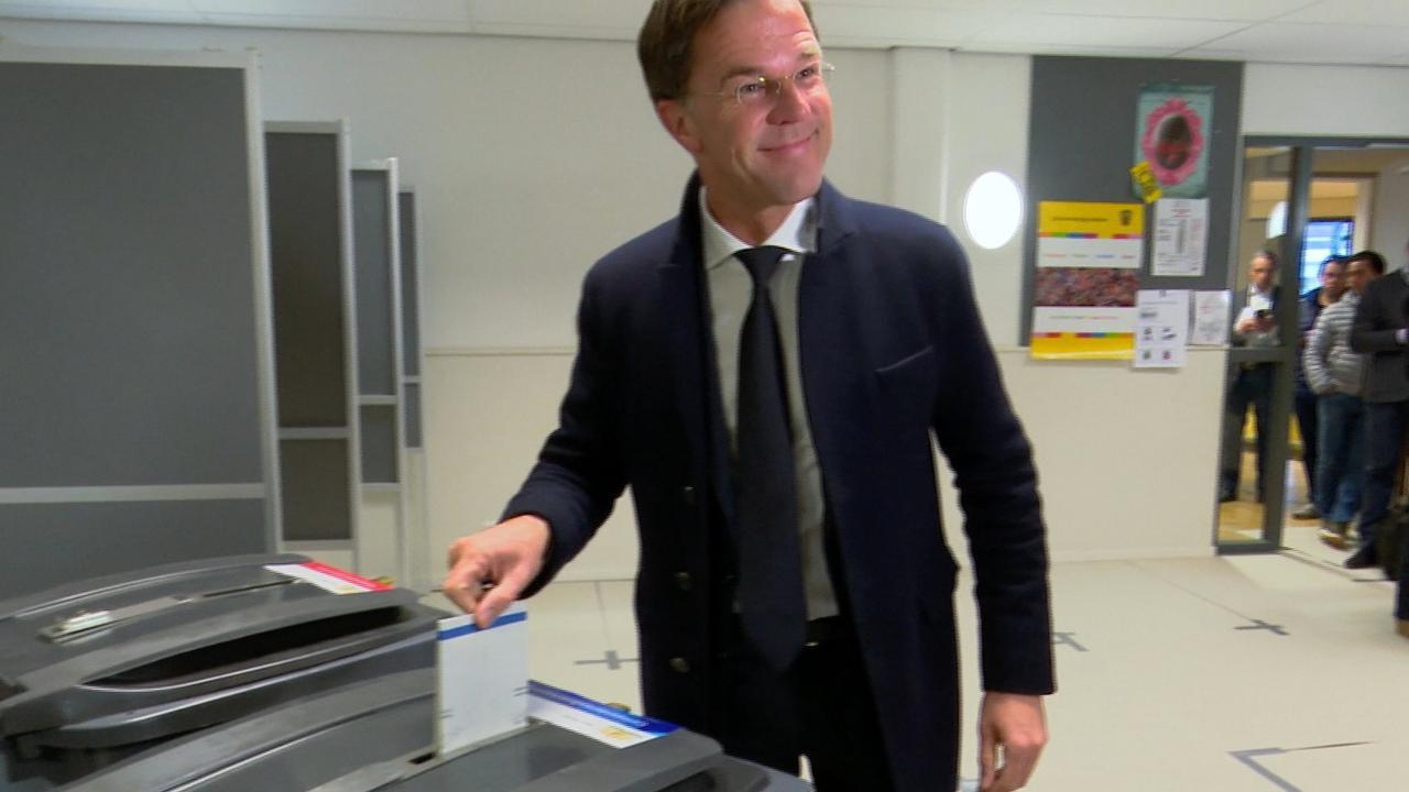 Landelijke politici stemmen bij gemeenteraadsverkiezingen