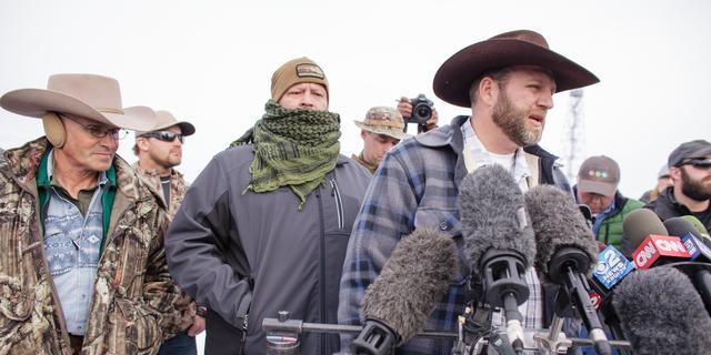 68 jaar cel voor aanhanger Amerikaanse Bundy-broers