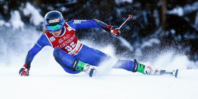 Nederlandse skiester scheurt dag na olympische kwalificatie voorste kruisband