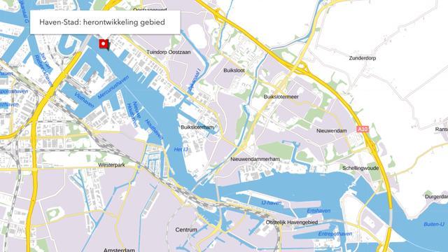 Gemeente wil bouw van duizenden woningen in Haven-Stad vervroegen