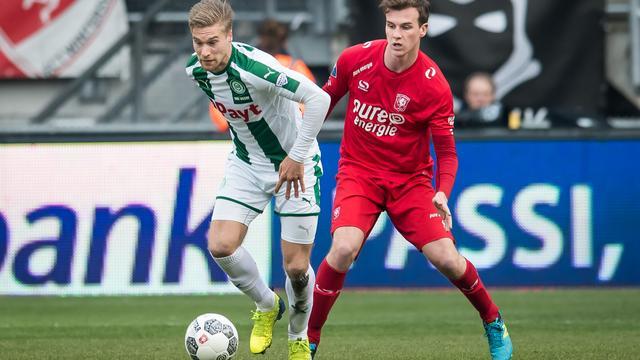 FC Twente en Groningen sluiten 26e speelronde af met remise (gesloten)
