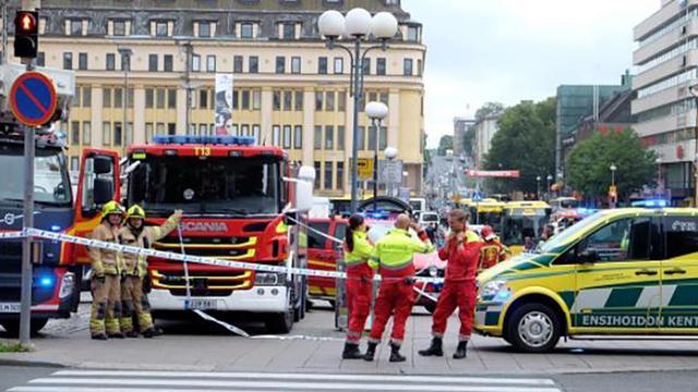 Man die mensen neerstak in Finse stad Turku was IS-aanhanger