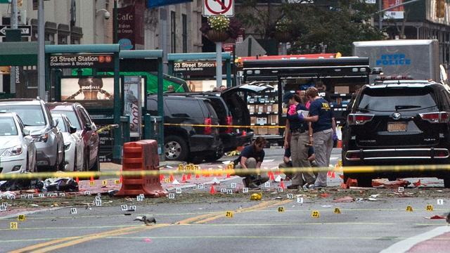 Zeker 29 gewonden door krachtige explosie in New York