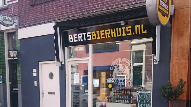 Bert's Bierhuis verdwijnt na bijna 30 jaar uit de Twijnstraat