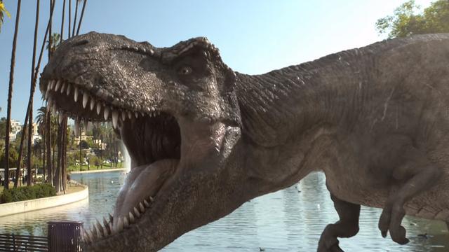Jurassic Park krijgt Pokémon Go-achtige smartphonegame