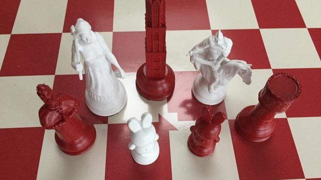 Utrechters doneren in totaal 10.000 euro voor groot schaakspel