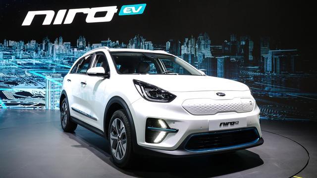 Kia wil half miljoen elektrische auto's per jaar verkopen