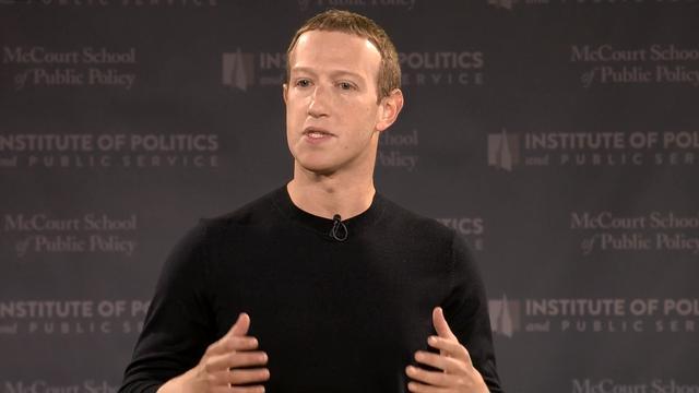 Mark Zuckerberg waarschuwt voor China