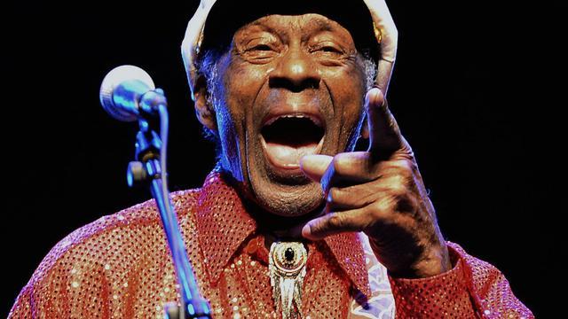 Nieuw album van Chuck Berry komt postuum uit in juni