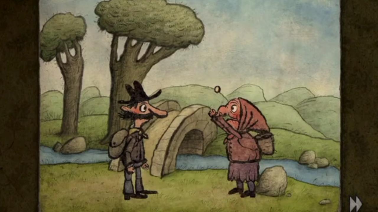 Bekijk hier de trailer van Pilgrims