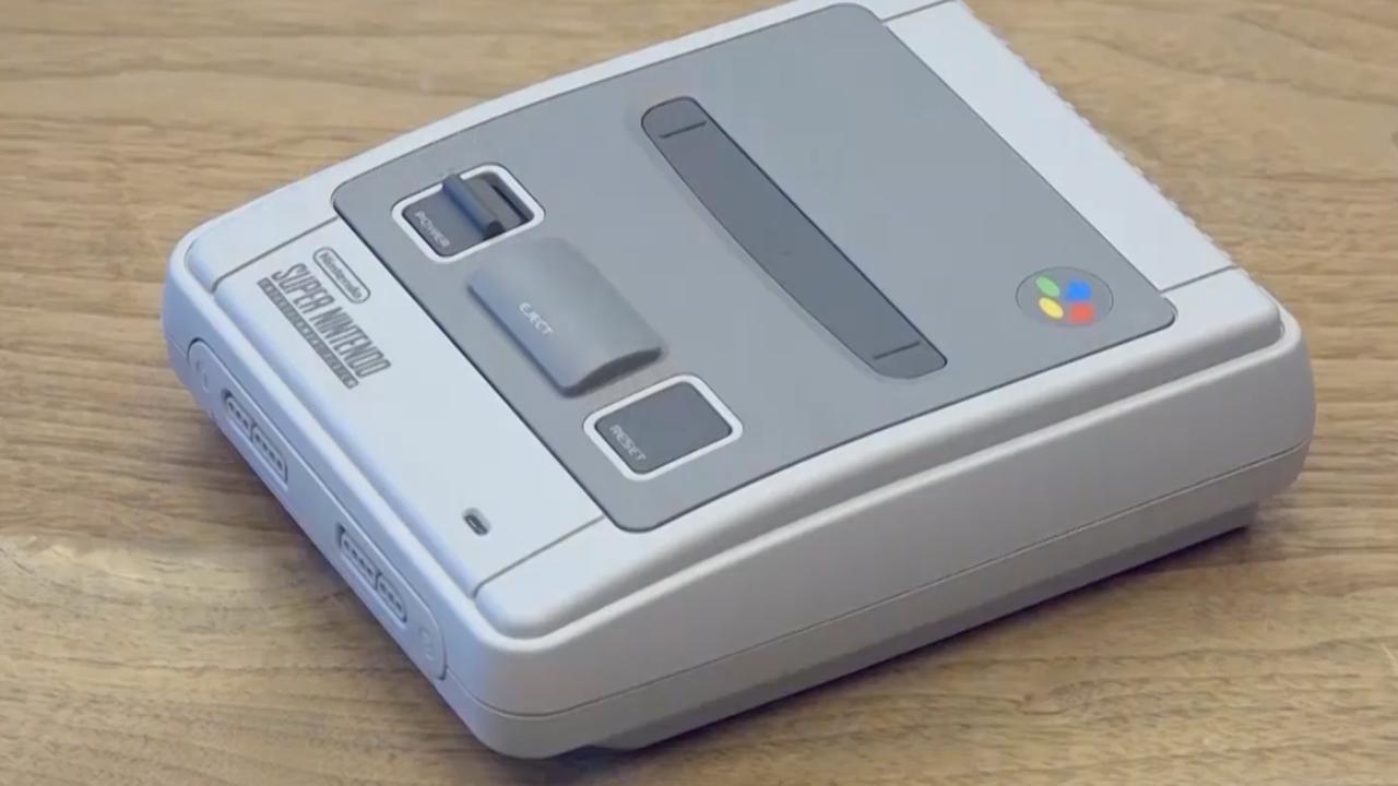 Review: Retroconsole SNES Classic Mini met 21 klassieke games