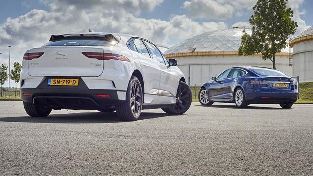 Verkoopcijfers 2018: Jaguar en Tesla scoren zeer goed