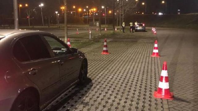 Twee bestuurders aangehouden bij Oranje Nassausingel voor drugsgebruik