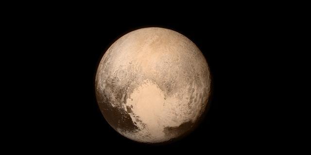 Ruimtesonde van NASA passeert planeet Pluto
