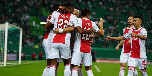 Lees hier alles over sensationele zege Ajax in Lissabon (gesloten)