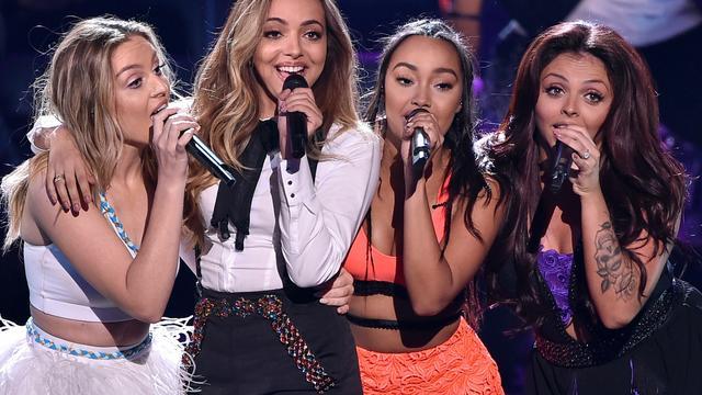 Britse popgroep Little Mix naar Nederland