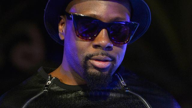 Rapper Wyclef Jean door politie aangehouden