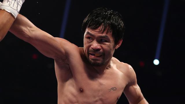 Pacquiao wil in boksduel revanche op Mayweather nemen