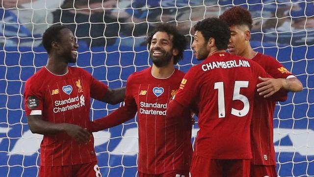 Liverpool wint dankzij bliksemstart bij Brighton, klinkende zege City
