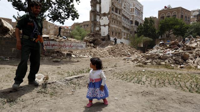 'Jemen vroeg niet om wapenstilstand'