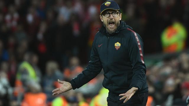 Karsdorp en Kluivert krijgen nieuwe trainer bij Roma na ontslag Di Francesco