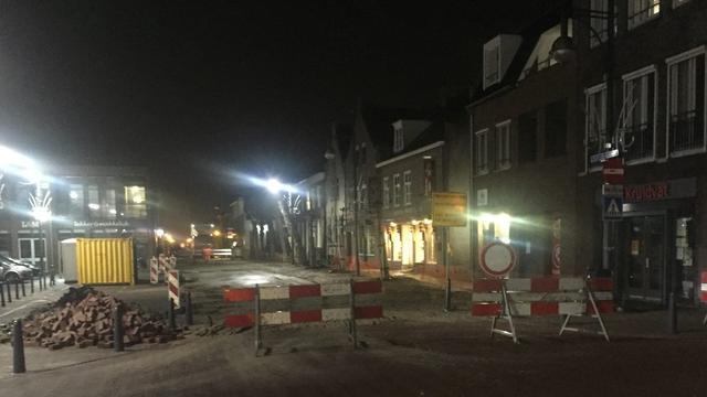 Werkzaamheden in Korte Brugstraat van start gegaan
