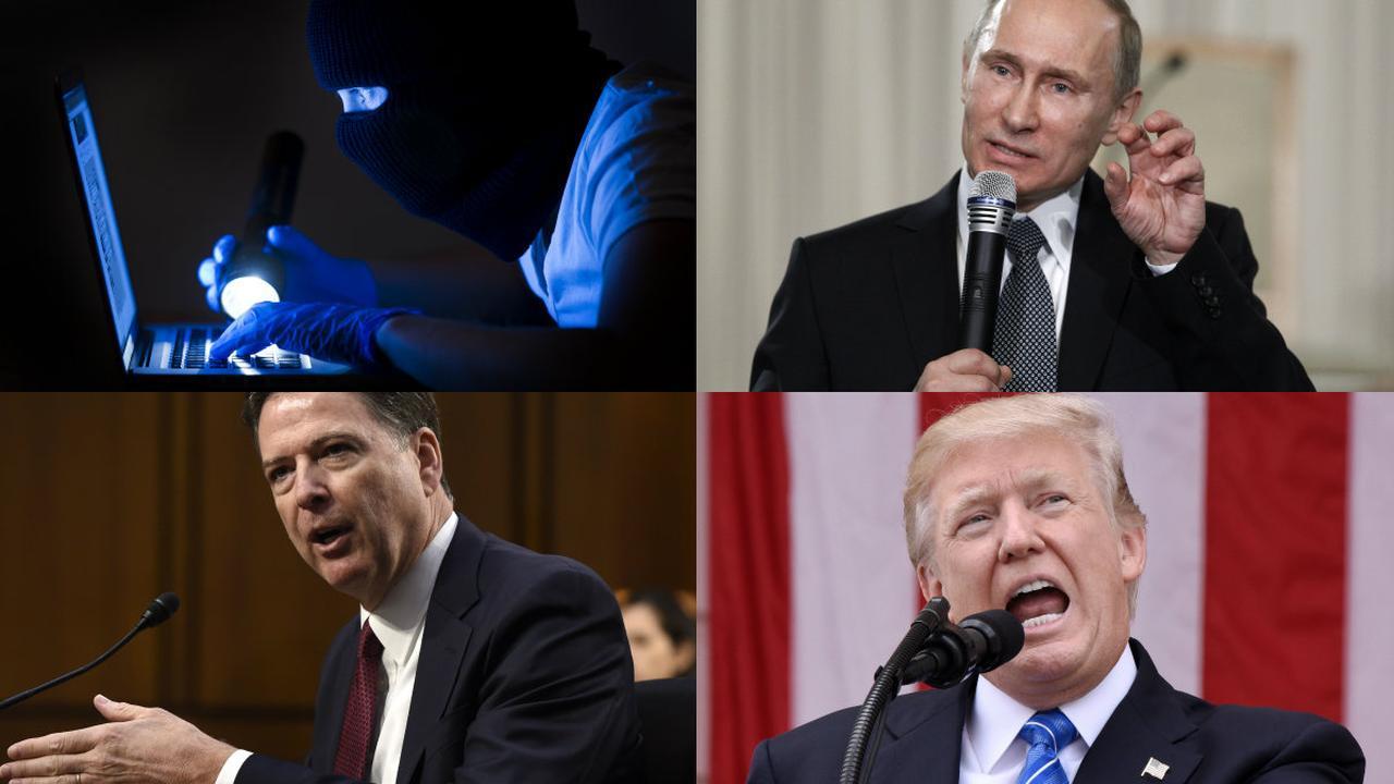 Vijf belangrijke namen in het Amerikaanse Ruslandonderzoek