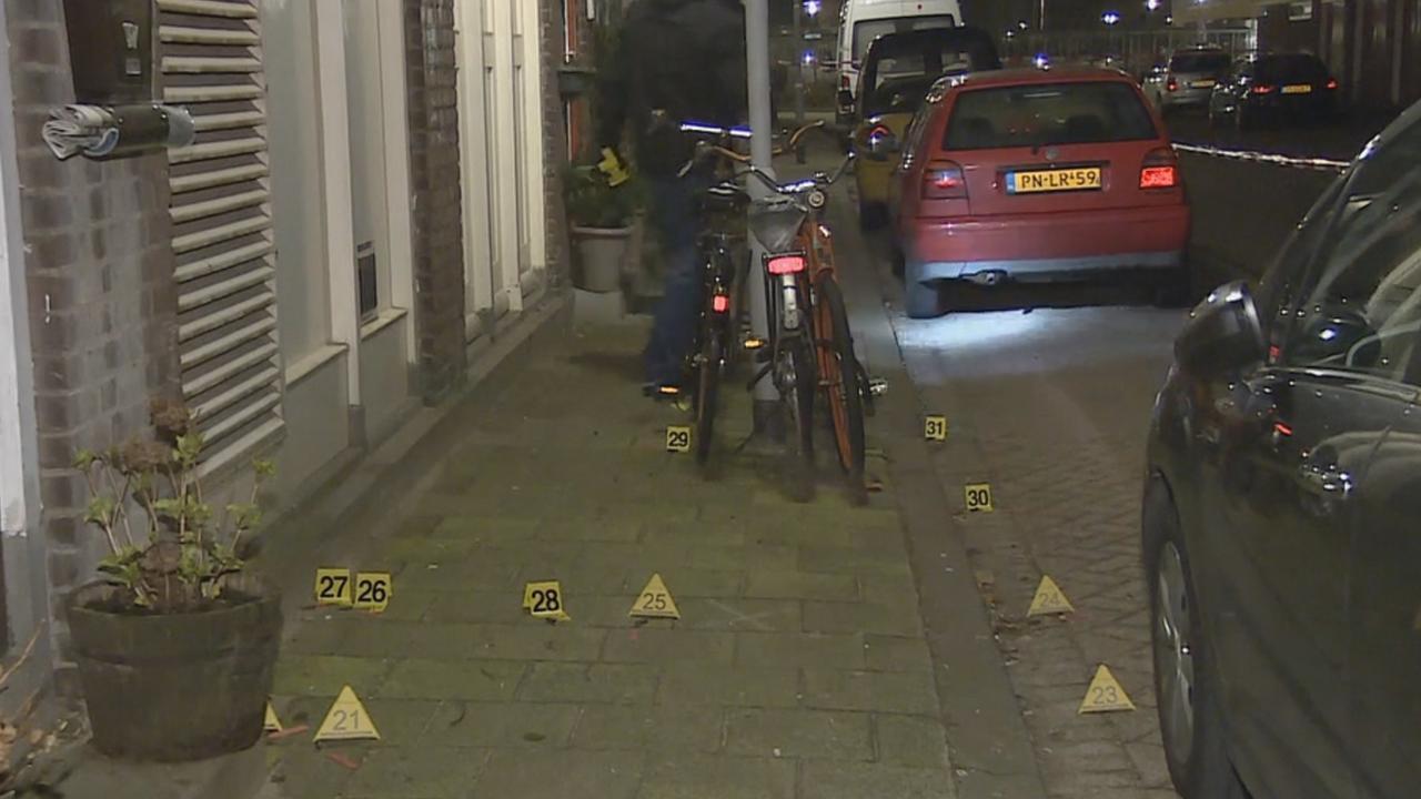 Politie onderzoekt schietpartijen in Rotterdam