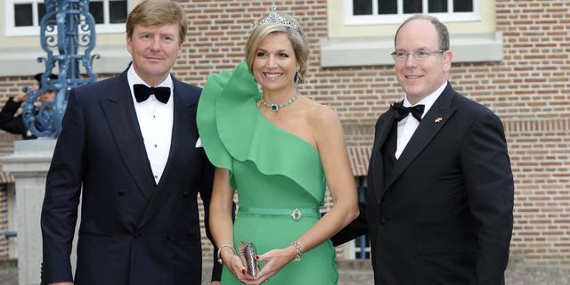 Prins Albert van Monaco test positief op coronavirus