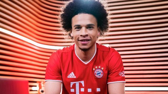Sané tekent voor vijf jaar bij Bayern: 'Champions League heeft topprioriteit'