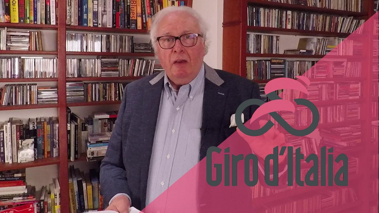 Mart bespreekt de Giro: 'Hulde aan Koen Bouwman'