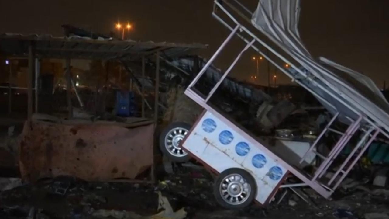 Tientallen doden bij aanslag met autobom in Bagdad