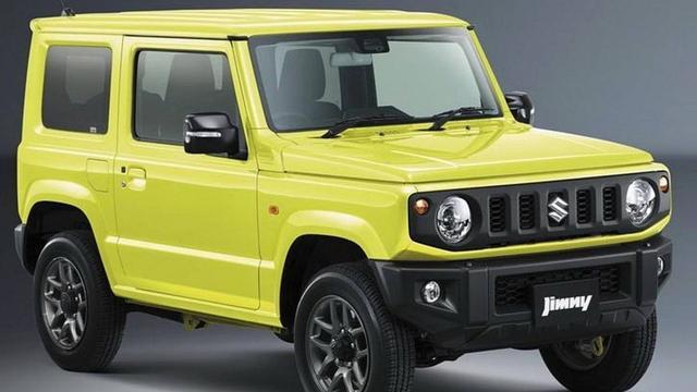 Suzuki Jimny na twintig jaar afgelost door nieuw model