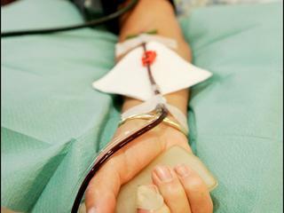 Donoren mogen geen bloed afgeven wanneer zij griep hebben