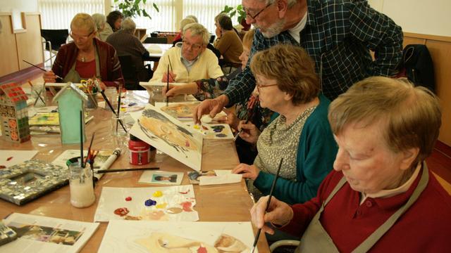 Partijen werken samen rond dementie